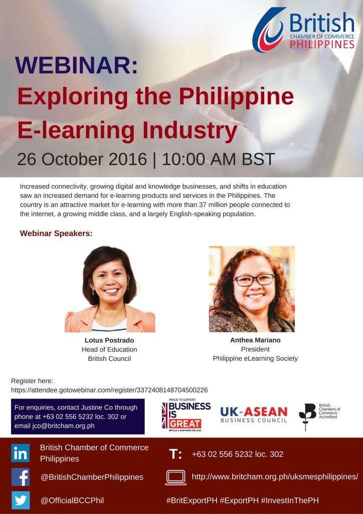 E-Learning Webinar